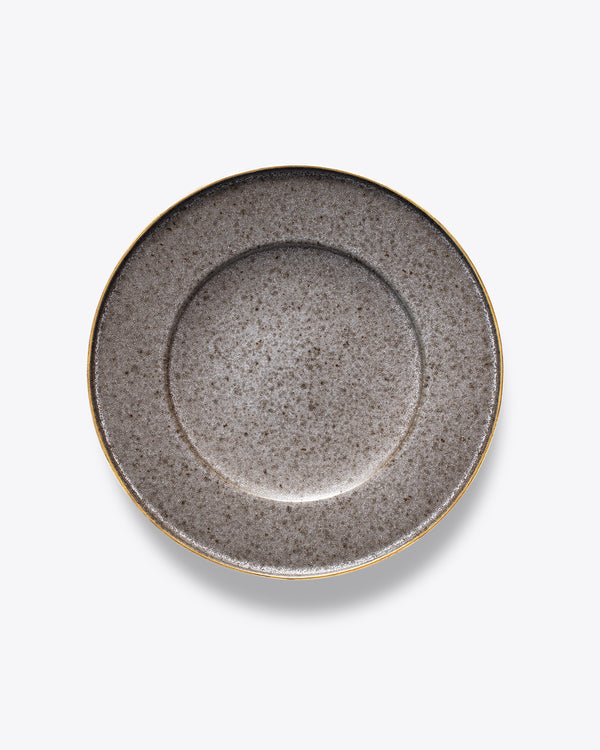 Stone of Gold Dinner Plate