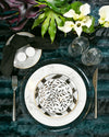 Modern Marble Bread + Butter Plate | Rent