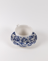 Surrey Blue Teacup + Saucer Set | Rent