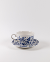 Surrey Teacup + Saucer Set 12pc | Blue