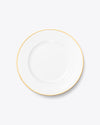 The Jane Dinner Plate | Rent