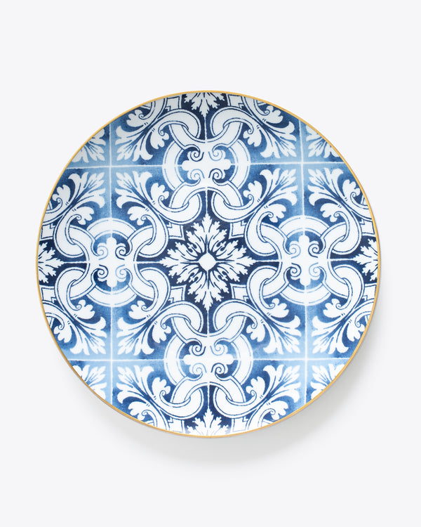 Tiles Charger Plate | Rent