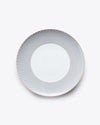 Waves Dinner Plate | Rent