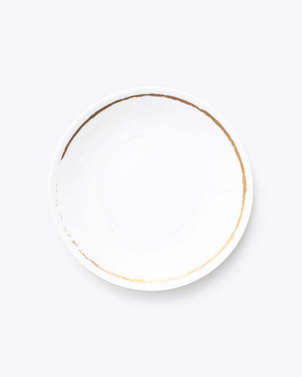 Eclipse Dinner Plate | Rent | White