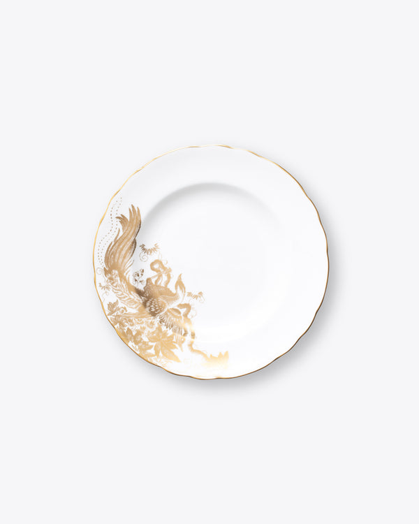 Gold Migration Salad + Dessert Plate | Rent