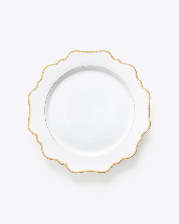 Houndstooth Dinner Plate