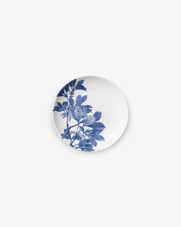 Ivy Bread + Butter Plate | Rent | Blue