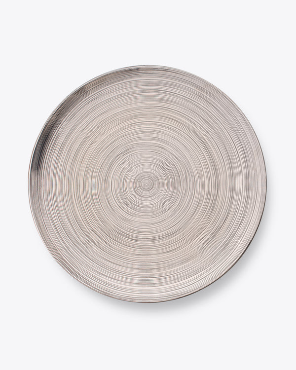 Labyrinth Charger Plate