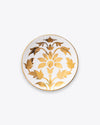 Lotus Salad + Dessert Plate | Rent | White Gold