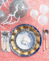 Edgy Salad + Dessert Plate | Rent | Gold