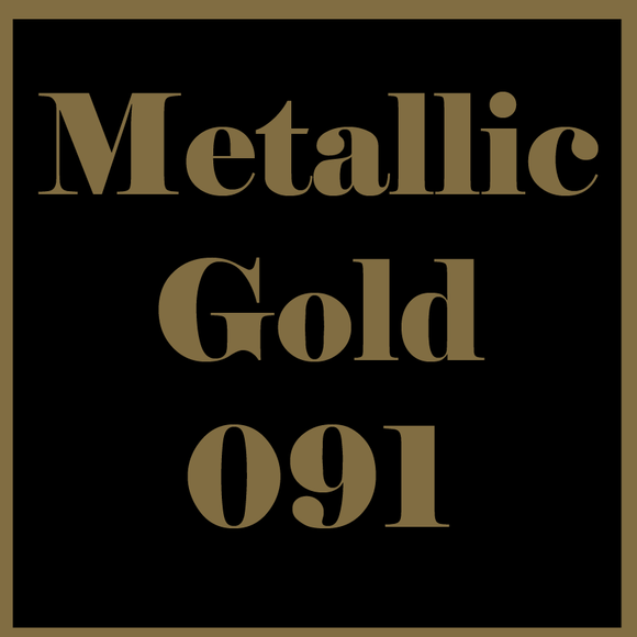 Oracal 631 Gold - Imperfectly Perfect