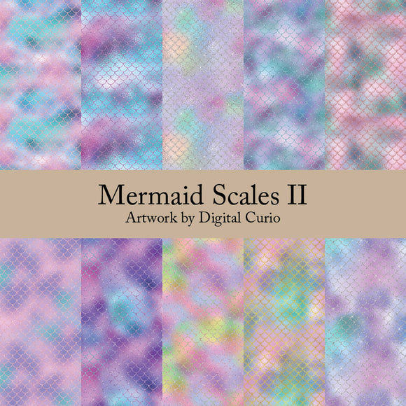 Mermaid Scales Vol 2