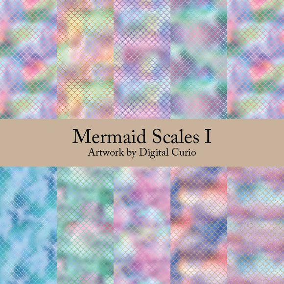 Mermaid Scales Vol 1