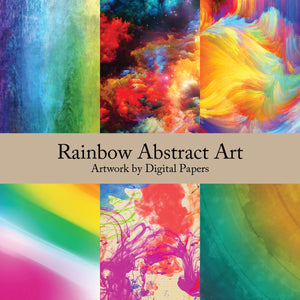Rainbow Artistic Art