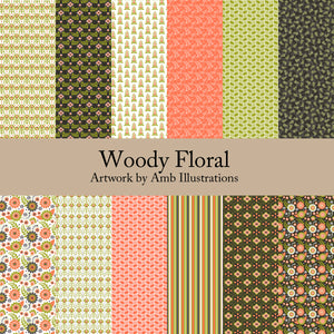Woody Florals