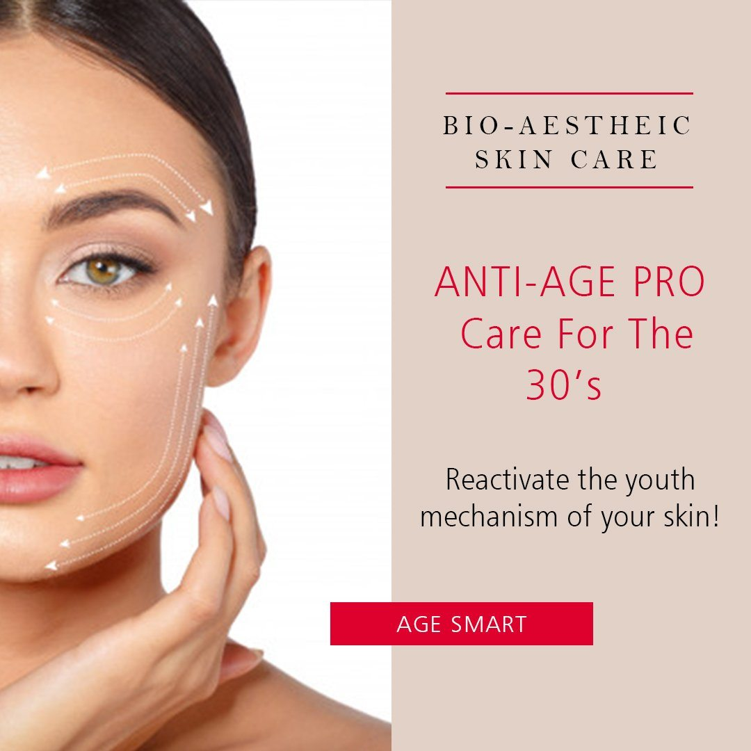 Anti- ageing for the 30's