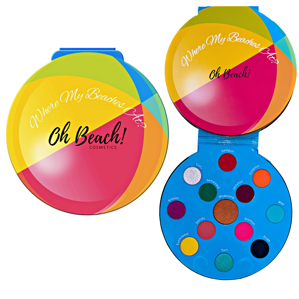 Beach Ball Eyeshadow Palette