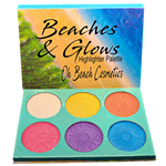 Beaches & Glows Highlighter Palette