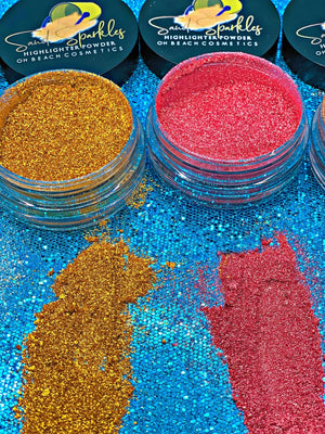 Sand Sparkles Loose Highlighter Powder