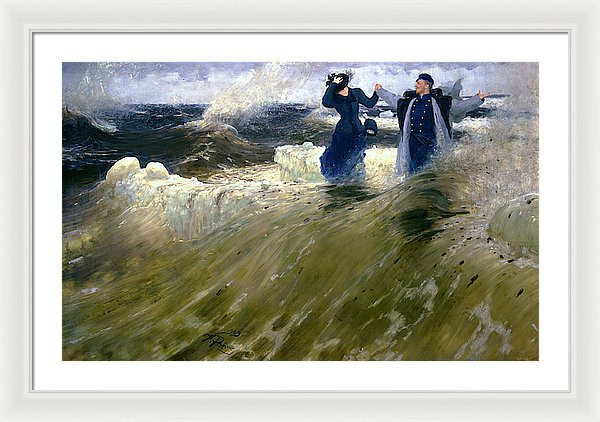 Ilya Repin What Freedom Framed Canvas Ready To Hang Classical Art Giclee Wall Art Print Interior Design Museum Quality