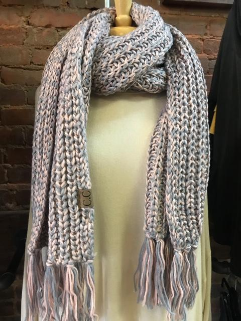 CC rose grey scarf 29073.JPG
