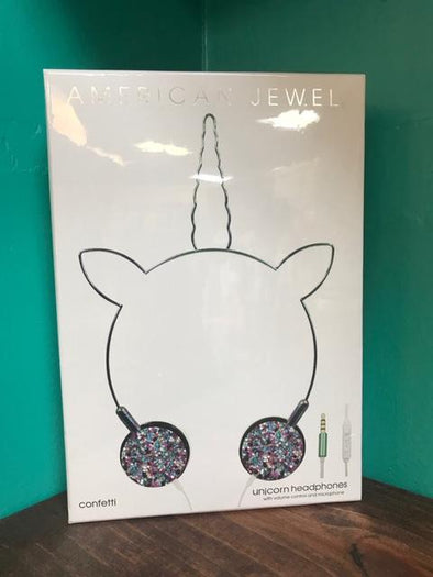 unicorn headphones silver 26586.JPG