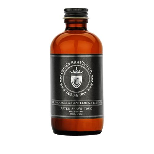 Crown Shaving- Aftershave Tonic