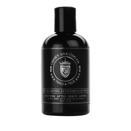 Crown Shaving - After shave Lotion