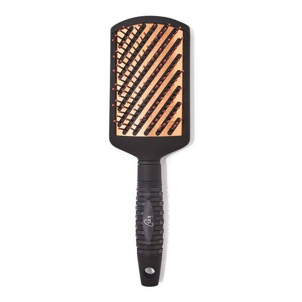 Coppery Thermal Paddle Brush