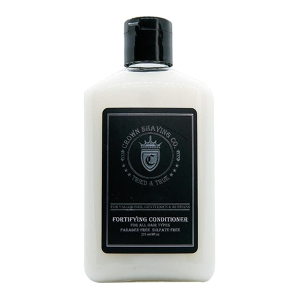 Crown shaving- Fortifying Conditioner