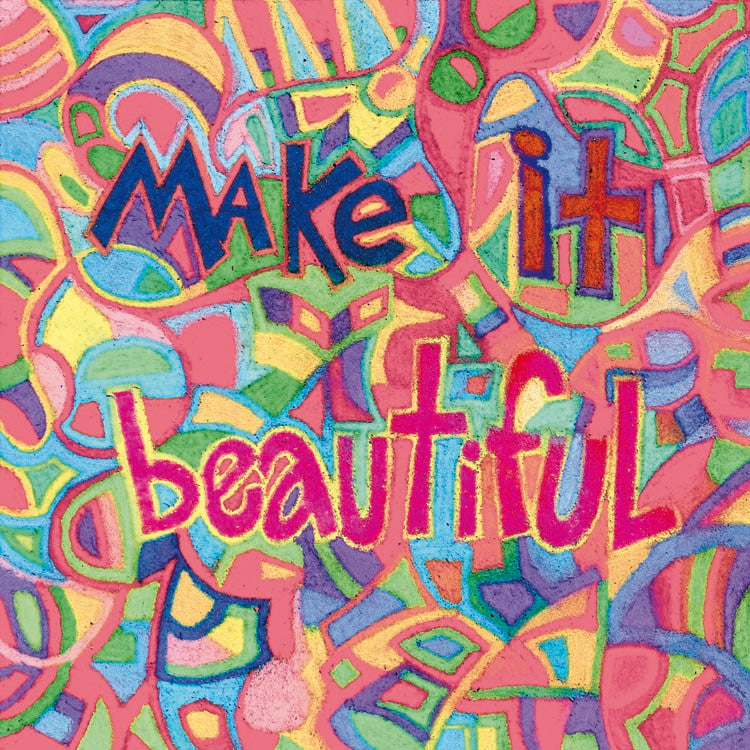 Make it Beautiful - 2016 | Physical CD