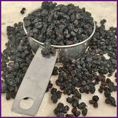 How to Store Dried Elderberries