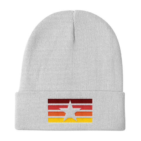Star & Stripes Sunset Beanie