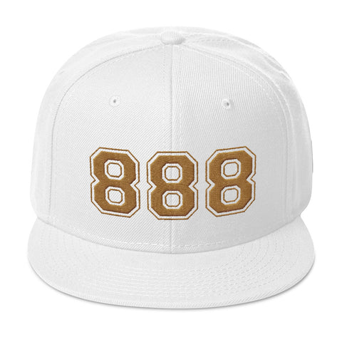 888 - Lucky Number Snapback