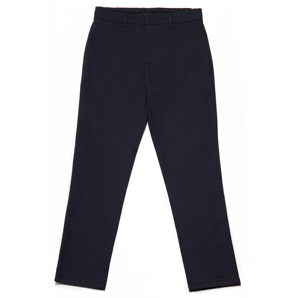 Kaptai Slim Fit Chinos in Navy
