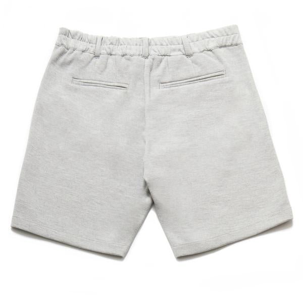 Hydra Cotton Blend Pique Shorts