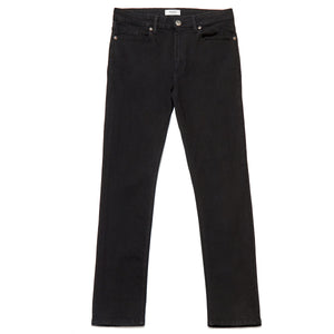 Julian Slim Fit Jeans in Black