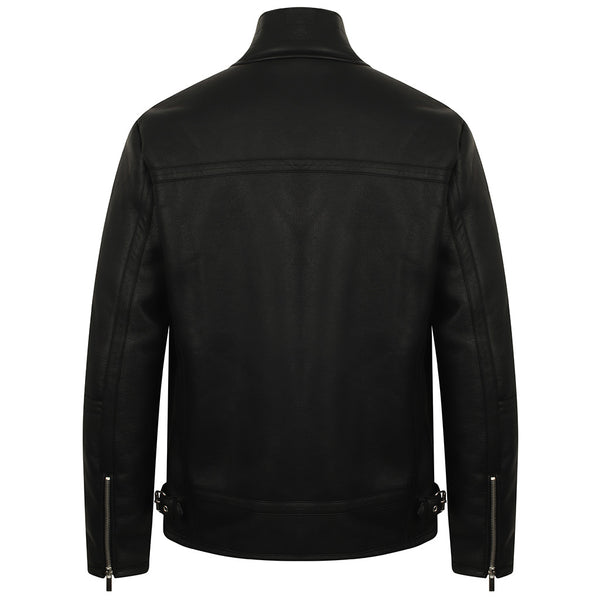 Antares Faux Leather Jacket