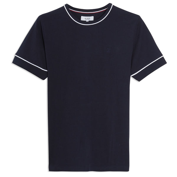 Ashworth Cotton Crew Neck T-Shirt