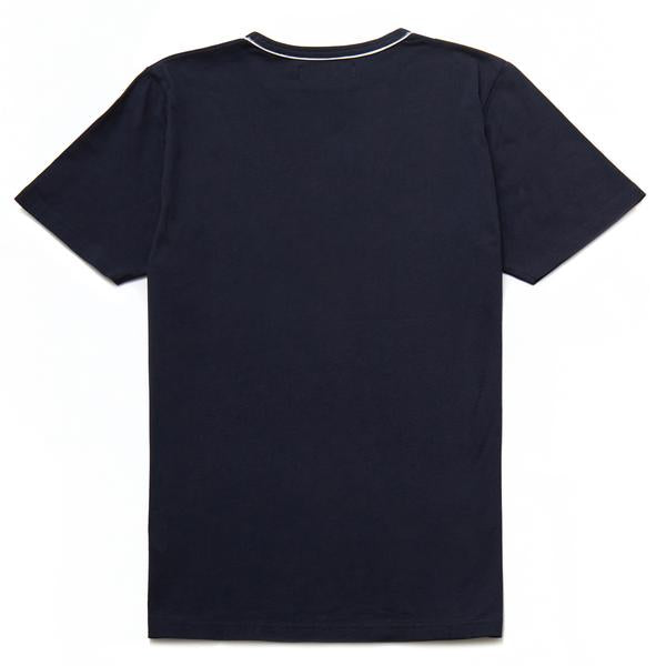 Bandini Contrast Piping Crew Neck T-Shirt