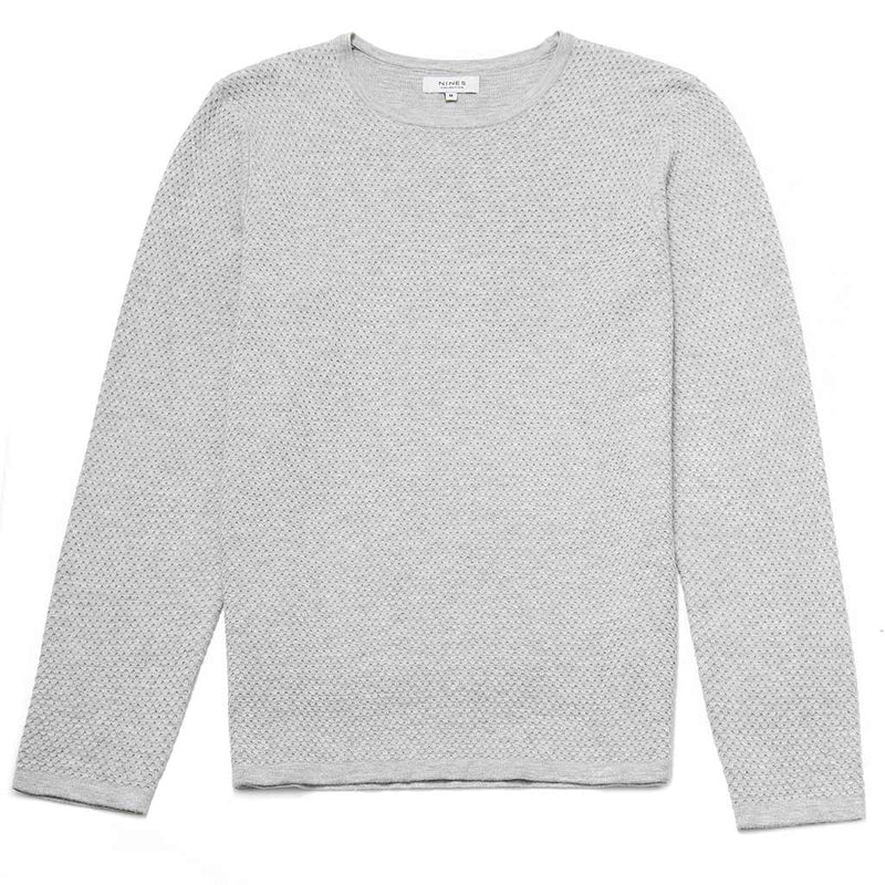 Bertram Crew Neck Jumper