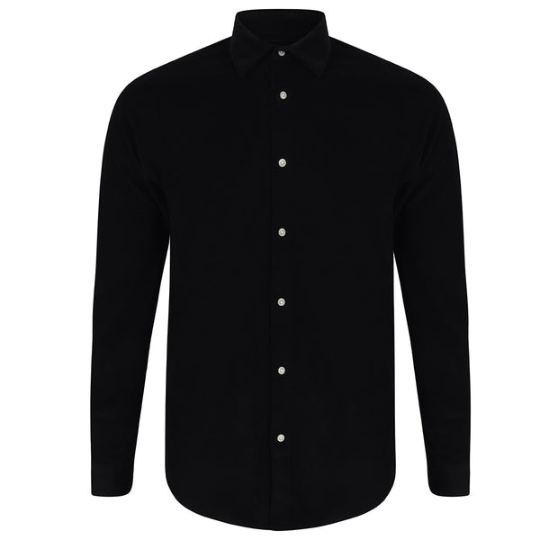 Blyton Slim Fit Cotton Shirt