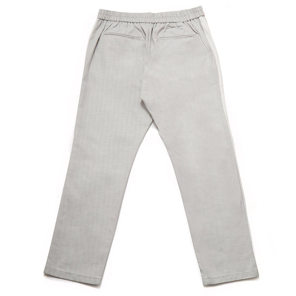 Cantoni Herringbone Slim Fit Trousers
