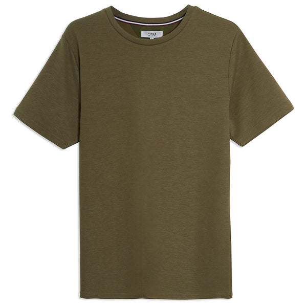 Fernhill Basic Crew Neck T-Shirt