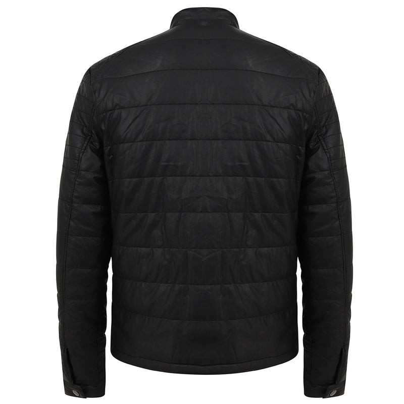 Filip Quilted Jacket In Black