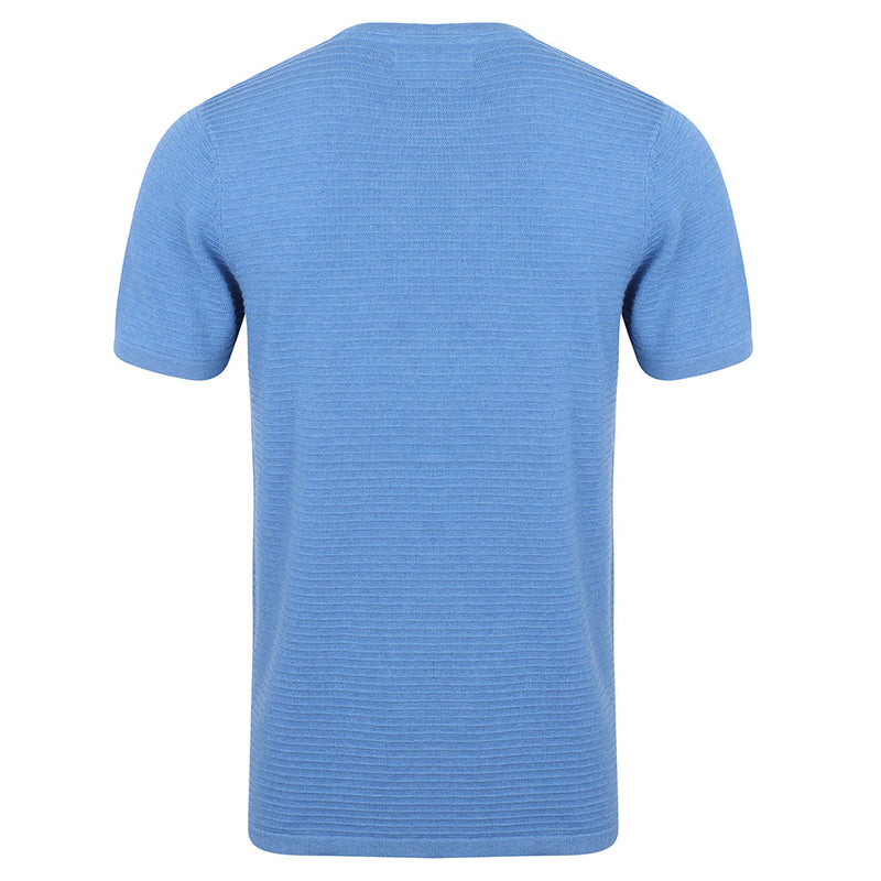 Fortescue Textured Cotton T-Shirt