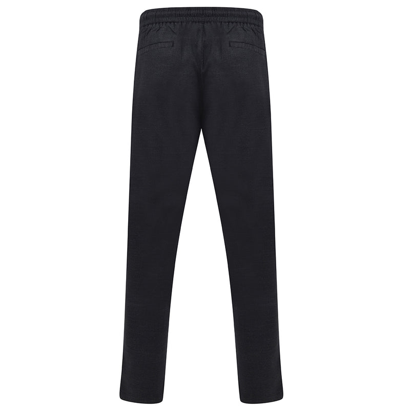 Garrison Jogger Trousers In Charcoal