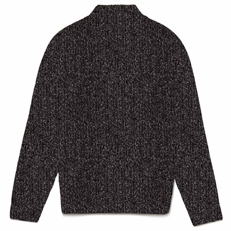 Grafton Crew Neck Moss Stitch Jumper