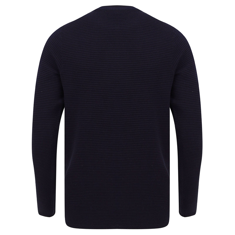 Gregory Rib Crew Neck Jumper
