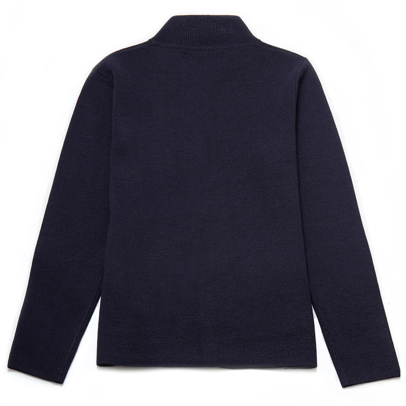 Ormerod Merino Wool Blend Cardigan With Pockets